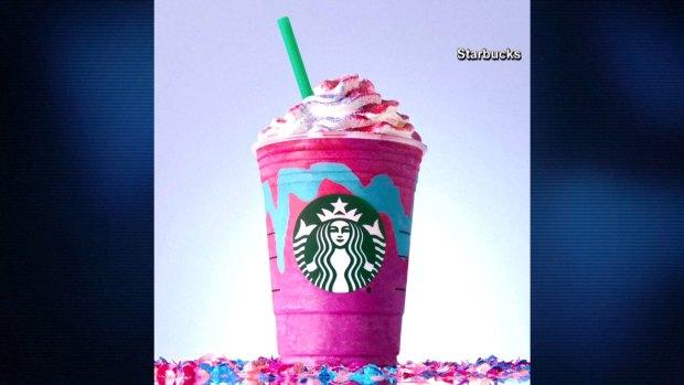 Starbucks to Sell Unicorn Frappuccino