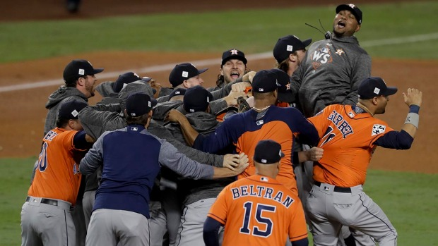Astros Win: Top Moments From the 2017 World Series