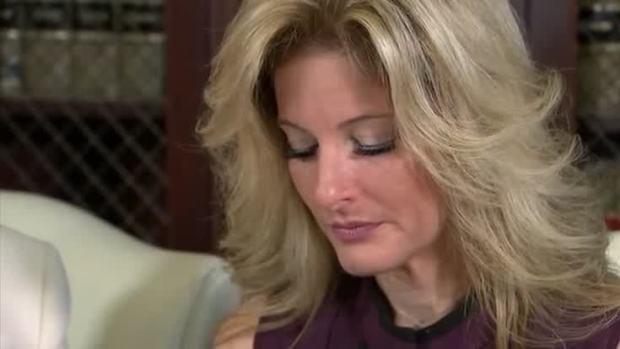 [NATL] Trump Sexual Assault Accuser Speaks Through Tears to Press