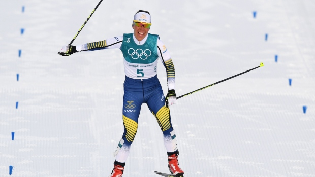 [NATL] Sweden Takes First Gold Medal of 2018 Olympic Winter Games