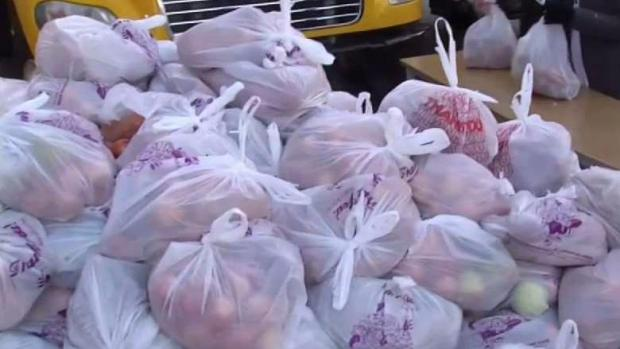 [NECN] Annual United Way Thanksgiving Project Provides Meals to Families in Need