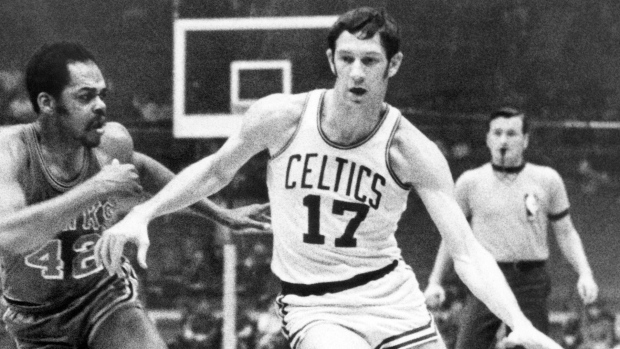 [NATL] Boston Celtics Great John Havlicek Dies at 79