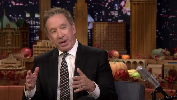 [NATL] 'Tonight': Tim Allen Drops Emotional Hints About 'Toy Story 4'