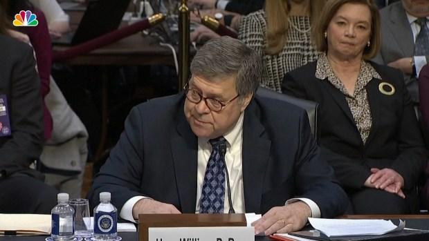 [NATL] Senate Confirms William Barr as Attorney General