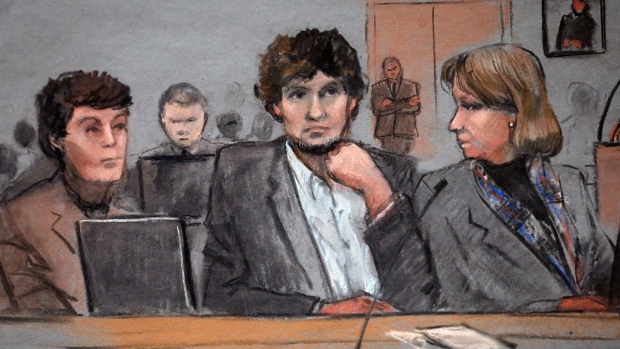 [NECN] Will Tsarnaev Get Death Penalty?