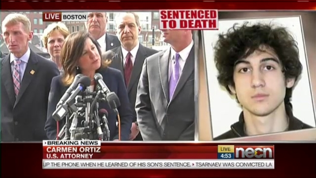 "[NATL] WATCH: ""Even The Worst of the Worst Deserve A Fair Trial"": U.S. Attorney on Tsarnaev"