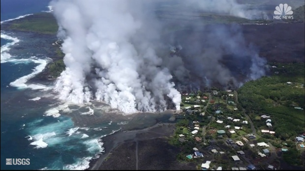 [NATL] Kilauea Volcano Destroys Hundreds Of Homes in Hawaii
