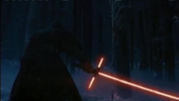 New 'Star Wars' Footage Released