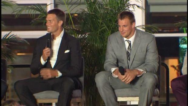 Brady: 'It's Been Such an Enjoyable Offseason'