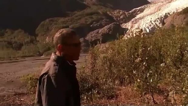 Obama on Historic Mission in Alaska