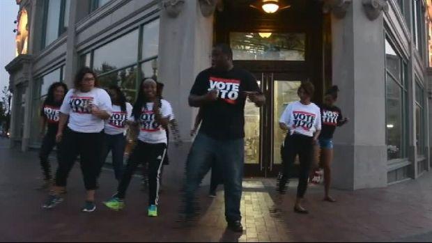 'Tito Dance' with Tito Jackson