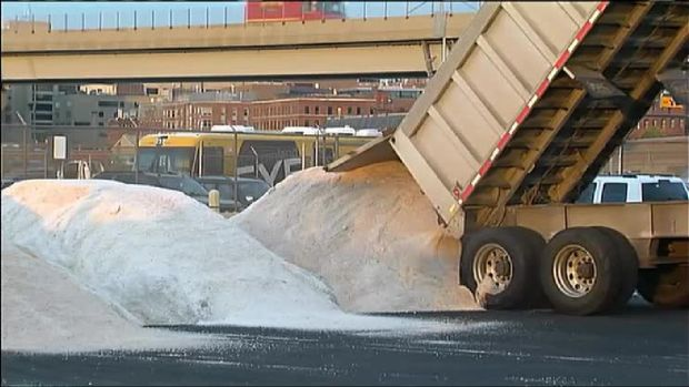 Salt in Boston Can Only Mean One Thing