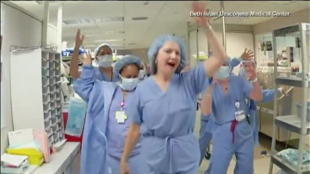 Hospital Makes 'Shake It Off' Parody About Flu Prevention
