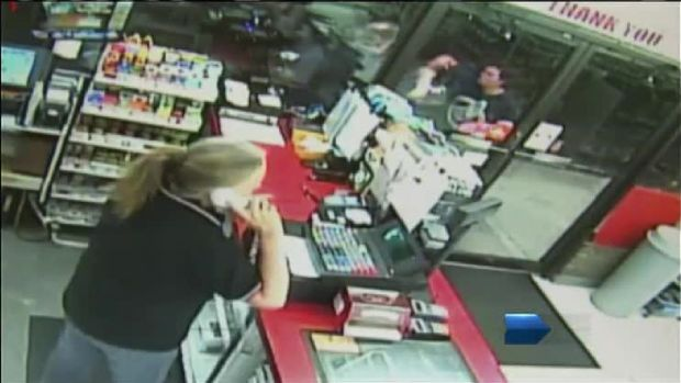 Teen on Convenience Store Rampage