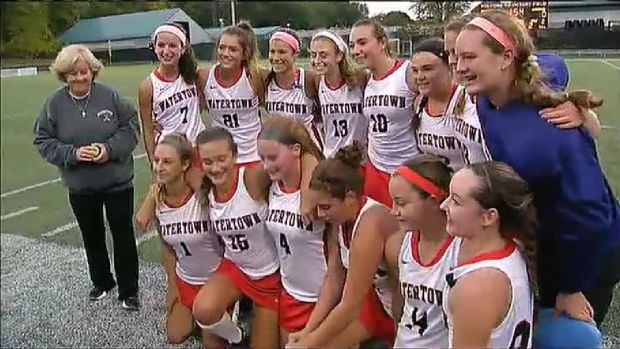 Massachusetts Field Hockey Team Sets National Record