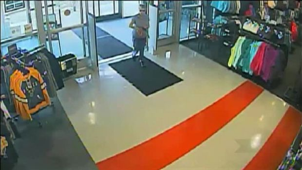Nun Pushed to Ground By Shoplifters