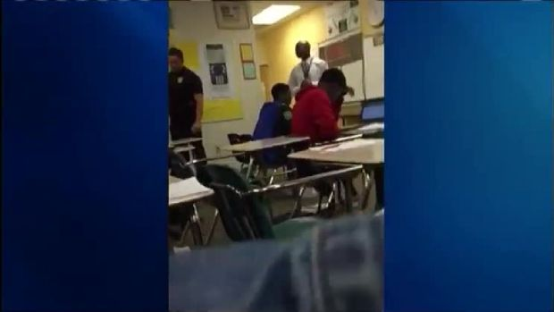 Officer Gets Into Violent Confrontation With Student