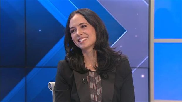 Actress Eliza Dushku Joins Necn to Discuss 'Dear Albania'