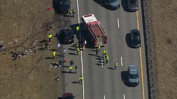 Car Accident On Highway 411 Today