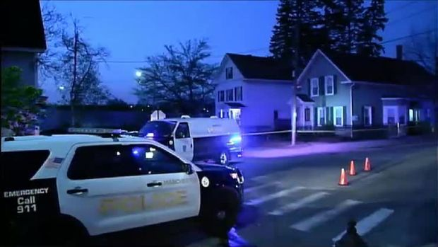 2 Officers Shot in New Hampshire; Search on for Shooter