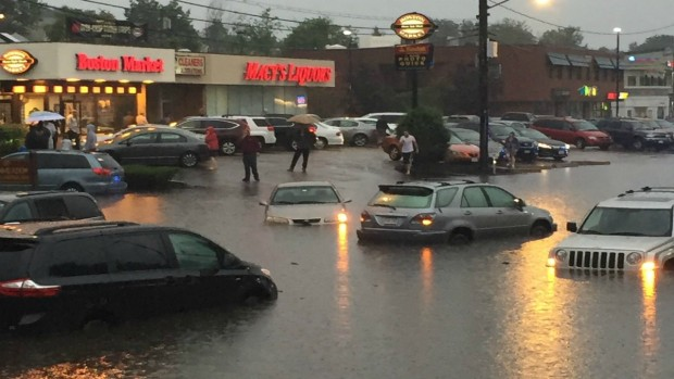 Sudden Impact: Flooding, Heavy Winds, Lightning and Hail