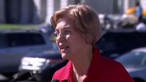 [NECN] Sen. Warren, Native American Leaders React to Trump's 'Pocahontas' Jab