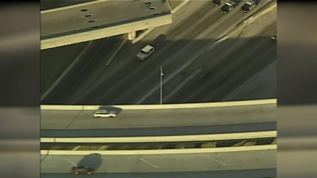 [NATL-LA] Archive: The O.J. Simpson Slow-Speed Chase