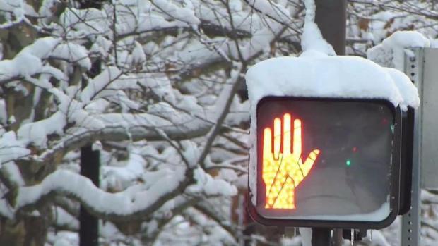 [NECN] Winter Storm Dumps Snow Across New England