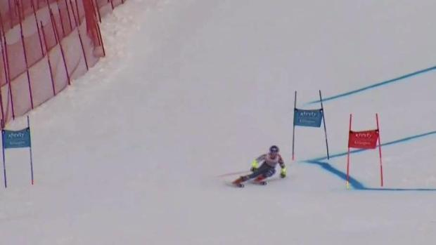[NECN] Snowy Day Two of World Cup Ski Racing in Vermont