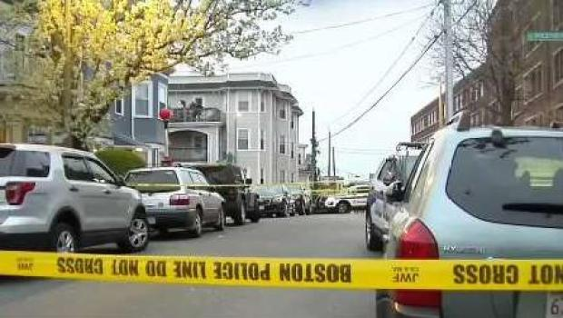 [NECN] Dorchester Quadruple Shooting Under Investigation