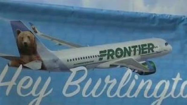 [NECN] Frontier Airlines Coming to Vermont