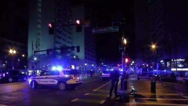 [NECN] Gang Violence Suspected in Back Bay Shooting