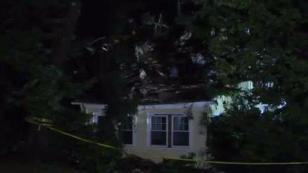 [NECN] Heavy Wind and Rain Causes Damage to Several Communities