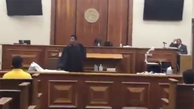 Judge Implores Kids to Consider the Consequences