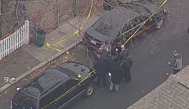 Police Officer Shot in Boston