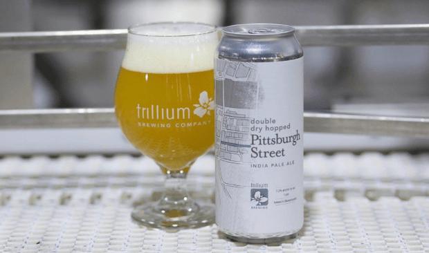 [NECN] Trillium's Beer Garden Making a Comeback!