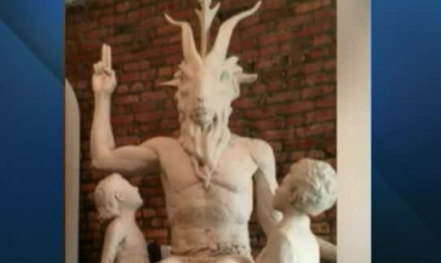 [NECN] Satanic Organization to Move to Salem, MA