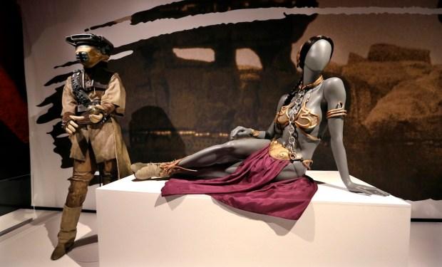"""Star Wars"" Costume Exhibit"