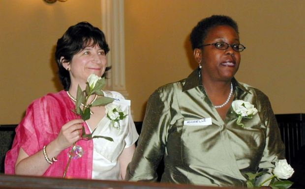 These Wives Were Among the First to Be Legally Married