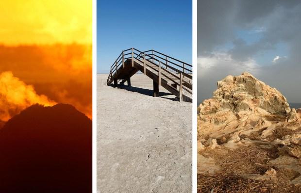 [NATL-la gallery] The Otherworldly Landscape of the Salton Sea in Photos