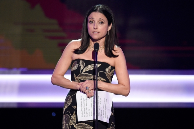[CHI] 'Veep' Star Julia Louis-Dreyfus Has Breast Cancer