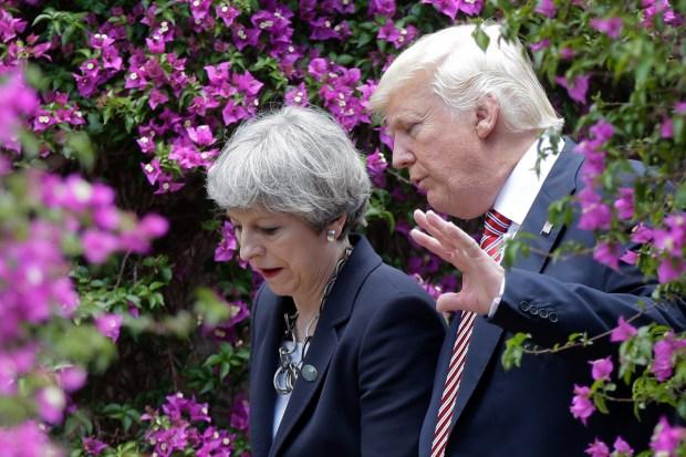 [NATL] Trump's First International Trip as President: Saudi Arabia, Israel, the Vatican and Belgium