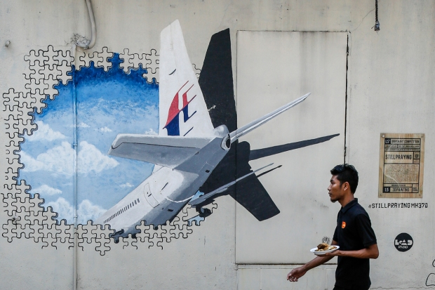 Search for Missing Malaysia Airlines Jet