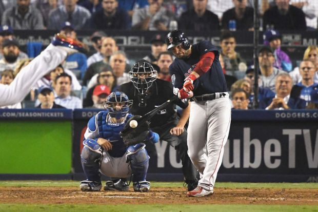 Key Moments of the Red Sox Win in World Series Game 4