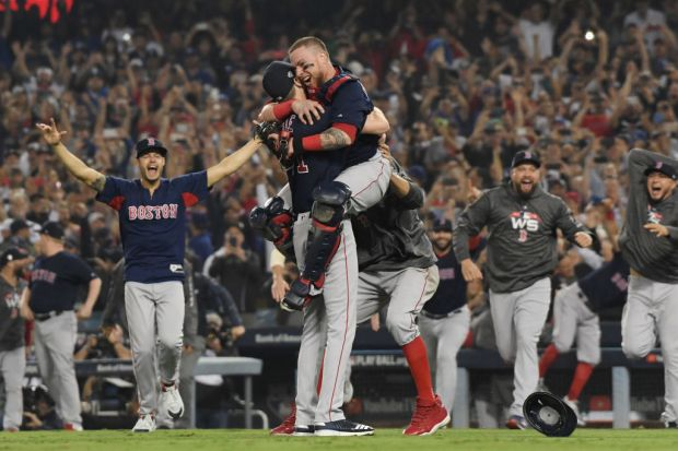 World Series Game 5 in Photos
