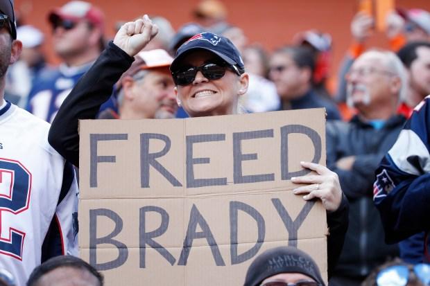 Tom Brady Returns From 'Deflategate' Suspension