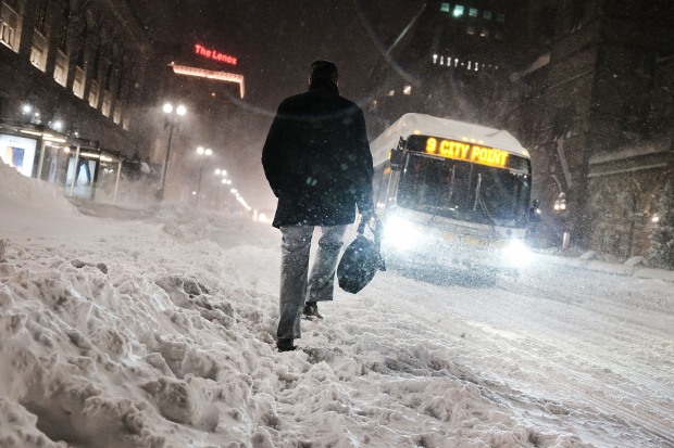 TIMELINE: Hour-by-Hour Breakdown of 1st Snowstorm