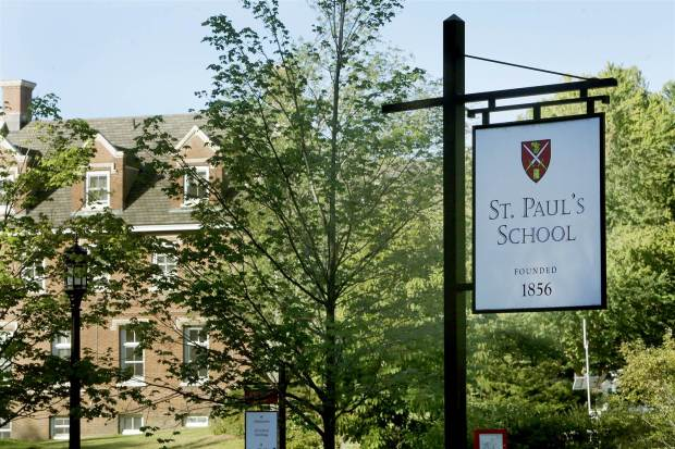 [NECN] St. Paul's School Sexual Abuse Claims Substantiated