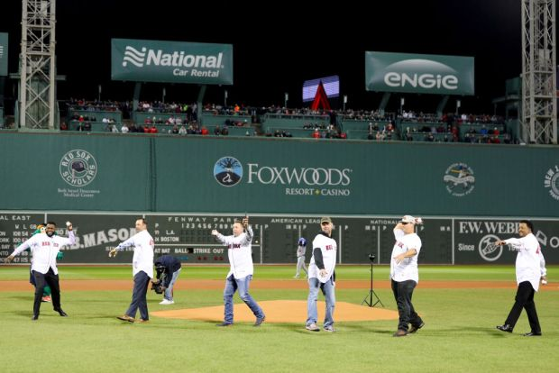 World Series Game 2 in Pictures