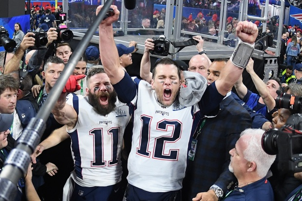 [NECN] Top Moments From Super Bowl LIII